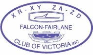 XR-XY ZA-ZD Falcon-Fairlane Club of VIC Inc.